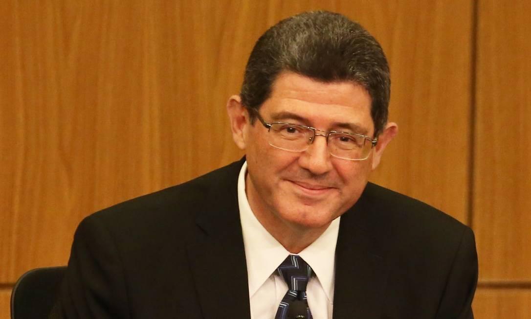 Joaquim Levy, que assumiu o ministério da Fazenda nesta segunda-feira, substituindo Guido Mantega Foto: Ailton de Freitas / Agência O Globo