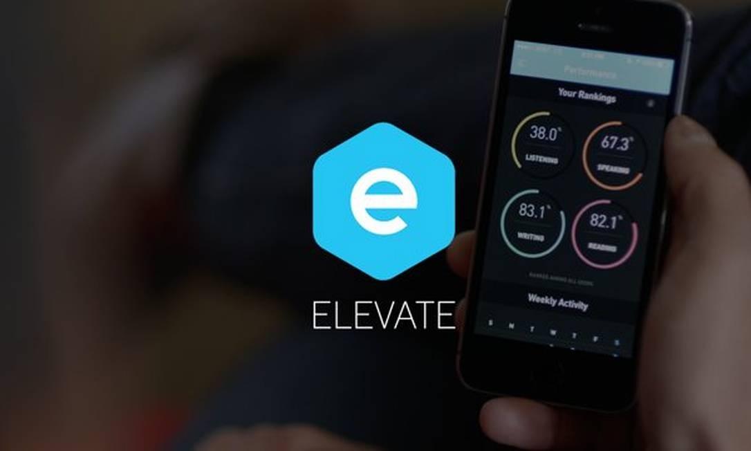 37100e326e App Elevate: promessa de melhorar memória e agilidade mental do usuário  Foto: Reprodução