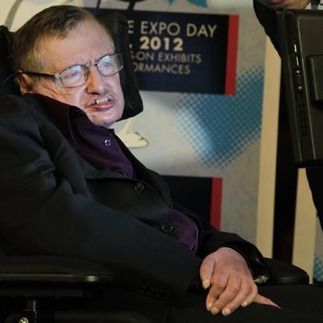 Stephen Hawking Foto: Ted S. Warren / AP