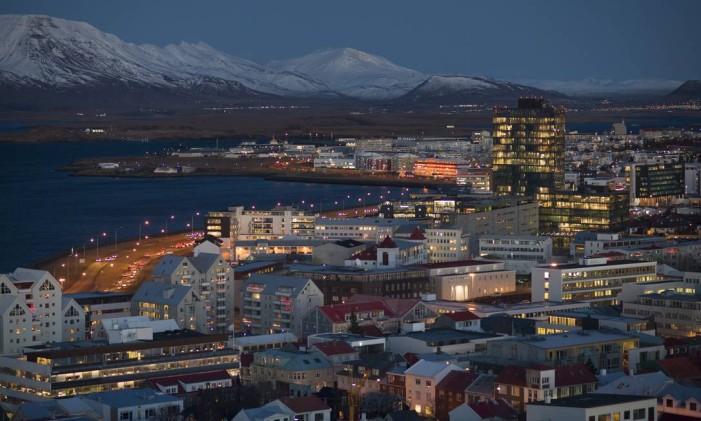 BV Rio de Janeiro (RJ) 01/10/2013 Reykjavik, Islândia. Foto Andrew Testa / The New York Times Foto: Terceiro / Agência O Globo