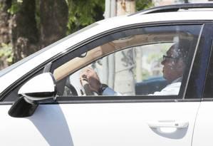 Juiz do caso Eike Batista utiliza carro apreendido pela Justiça Foto: Rafael Moraes / Agência O Globo