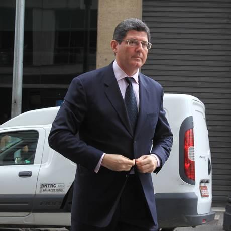 Joaquim Levy, ministro da Fazenda Foto: Marcos Alves / Agência O Globo