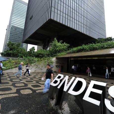 BNDES Foto: Vanderlei Almeida / AFP