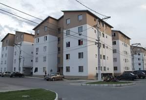 Investimentos em construção civil tiveram alta, em novembro Foto: Fabio Guimaraes / Agência O Globo