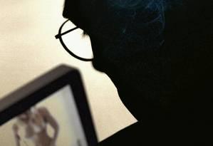 Excesso à pornografia on-line: preocupação entre jovens britânicos Foto: Reprodução