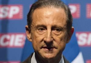 Paulo Skaf, presidente da Fiesp Foto: Mister Shadow/ASI / Agência O Globo
