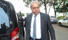 Governador do Rio, Luiz Fernando Pezão Foto: ANDRE COELHO/Agencia O Globo
