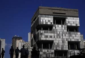 Sede da Petrobras Foto: Dado Galdieri / Bloomberg News