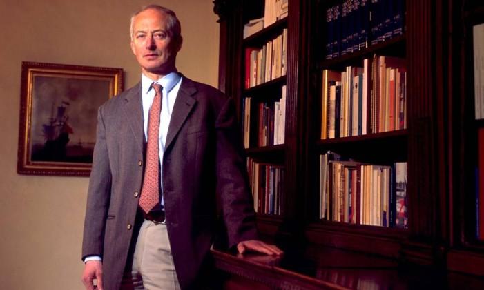 Príncipe Hans-Adam II de Liechtenstein Foto: Jean-Claude Francolon / Bloomberg News