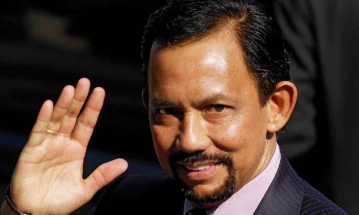Hassanal Bolkiah Foto: DIEGO GIUDICE / BLOOMBERG NEWS