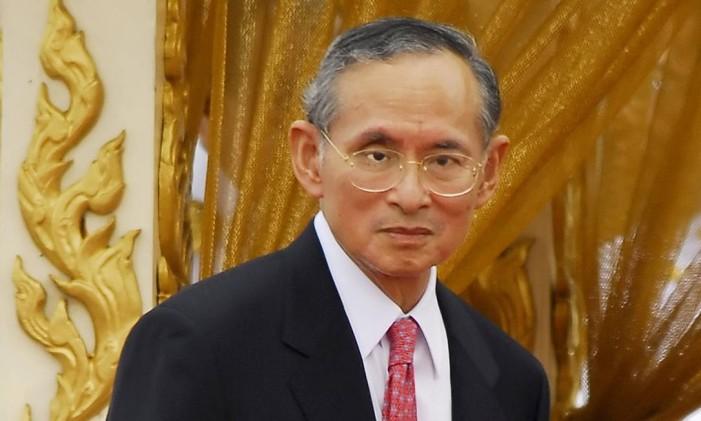 Bhumibol Adulyadej Foto: Udo Weitz / BLOOMBERG