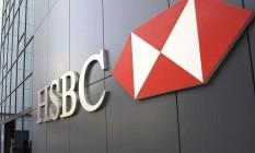 Letreiro do HSBC Foto: Divulgação