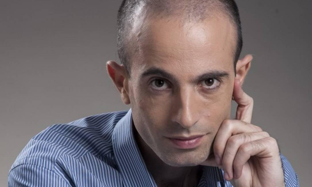 O historiador Yuval Harari Foto: Divulgação