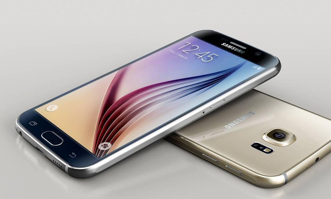 Até o top-de-linha Samsung Galaxy S6 é vulnerável em algumas configurações e fornecido por certas operadoras de celular Foto: Divulgação