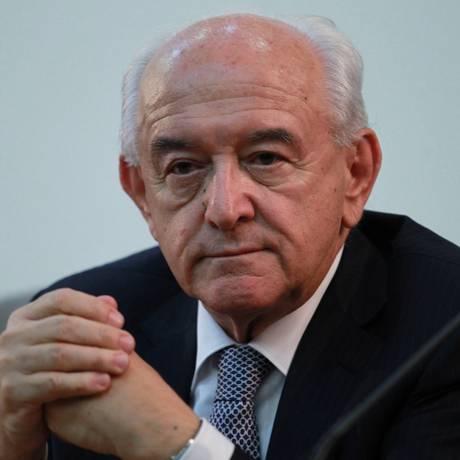 Ministro do Trabalho, Manoel Dias, informou ter marcado reunião com o presidente do HSBC no Brasil para julho Foto: Ailton de Freitas / Agência O Globo