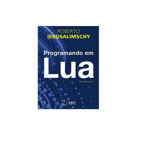 Capa do livro que ensina a programar em Lua Foto: Divulgação