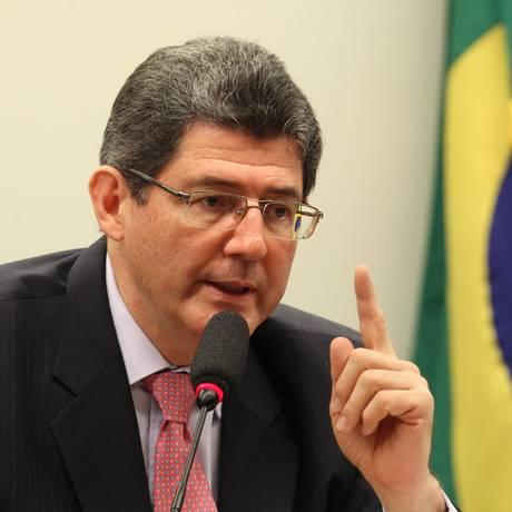 Joaquim Levy, ministro da Fazenda Foto: Jorge William / Agência O Globo