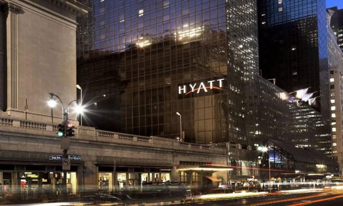 Grand Hyatt NYC Foto: Divulgação