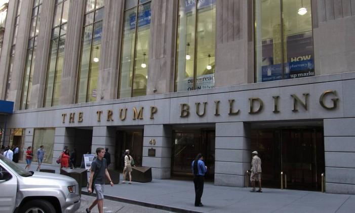 Fachada do Trump Building Foto: Ken Lund / Flickr / Creative Commons