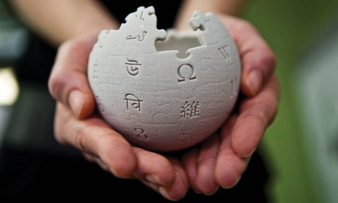 Alterações indevidas na Wikipédia abalam sua confiabilidade Foto: Wikimedia Foundation