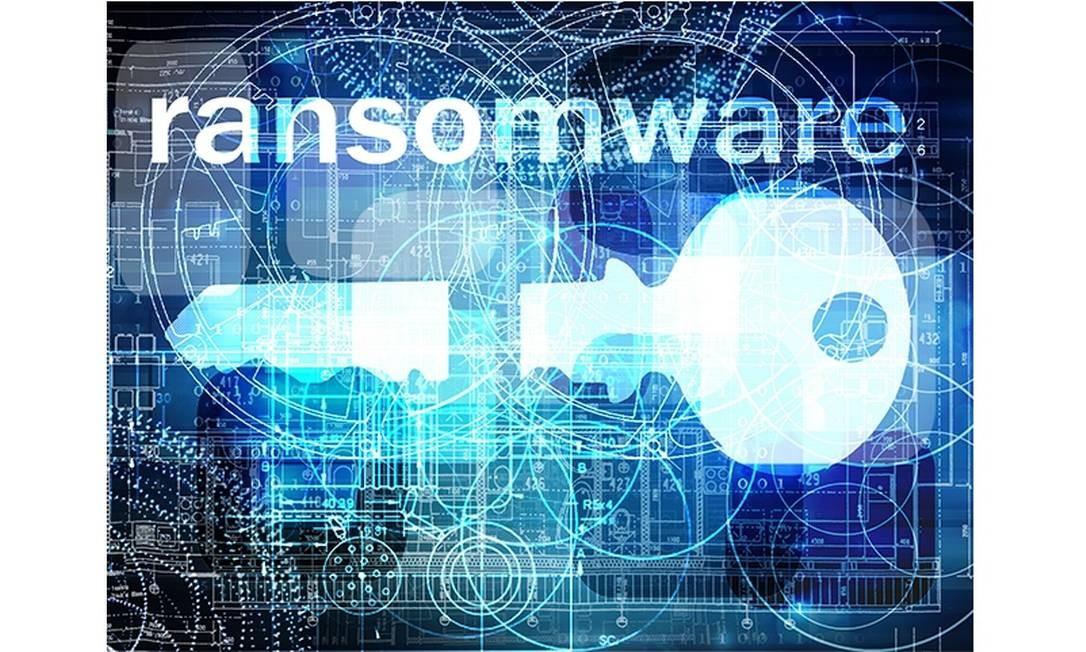 Ransomeware é uma tendência que vem se fortalece no cibercrime Foto: Reprodução / Kaspersky Labs
