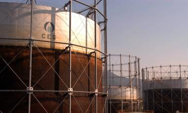 Ceg vai reduzir preço do gás natural Foto: André Vieira / Bloomberg