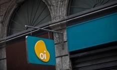 Loja da Oi no Centro do Rio Foto: Dado Galdieri / Bloomberg