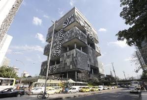 Sede da Petrobras, no Rio de Janeiro Foto: Domingos Peixoto / Agência O Globo