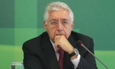Guilherme Afif, presidente do Sebrae Foto: André Coelho / Agência O Globo