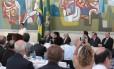Reunião do Conselho de Desenvolvimento Econômico Social nesta quinta-feira