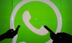 WhatsApp alcança 1 bilhão de usuários Foto: Chris Ratcliffe / Bloomberg