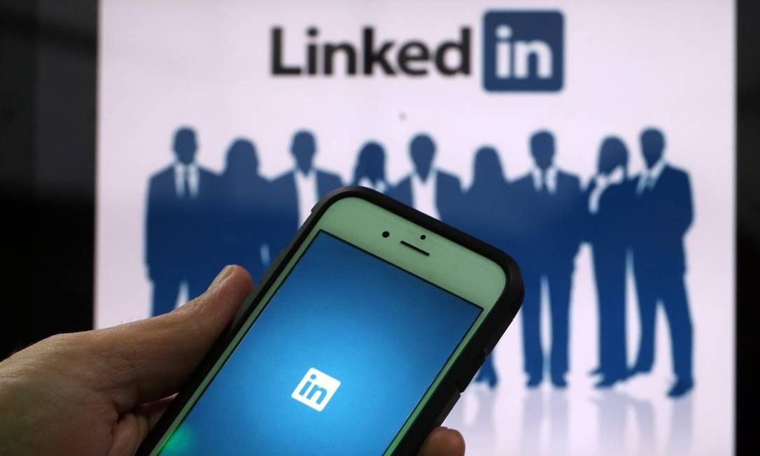 LinkedIn decide sair da China, em meio a censura de Pequim Foto: Chris Ratcliffe / Bloomberg