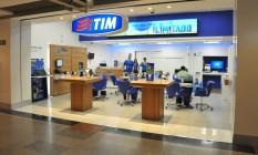Loja da TIM. Sindicato estima corte de até 1 mil funcionários nos próximos meses Foto: Darlei Marinho / Agência O Globo
