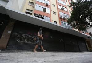 Foto: Custódio Coimbra / Agência O Globo