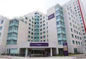 Hotel Mercure investe em cursos para atendimento de hóspedes com necessidades especiais Foto: Hudson Pontes / Agência O Globo