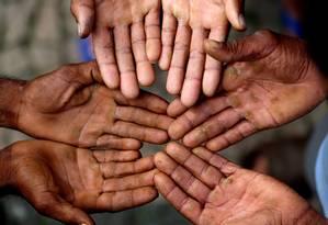 Portaria muda regras para combate ao trabalho escravo no Brasil Foto: Rafael Moraes / Agência O Globo