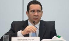 Secretário-executivo da Fazenda, Dyogo Oliveira Foto: Marcelo Camargo / Agência Brasil