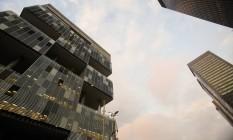 Fachada do prédio da Petrobras, no Centro do Rio Foto: Guilherme leporace / Agência O Globo