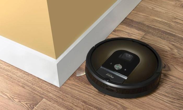 Roomba 980 Foto: Divulgação