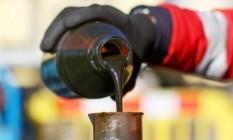 Garrafa de petróleo Foto: Bloomberg News