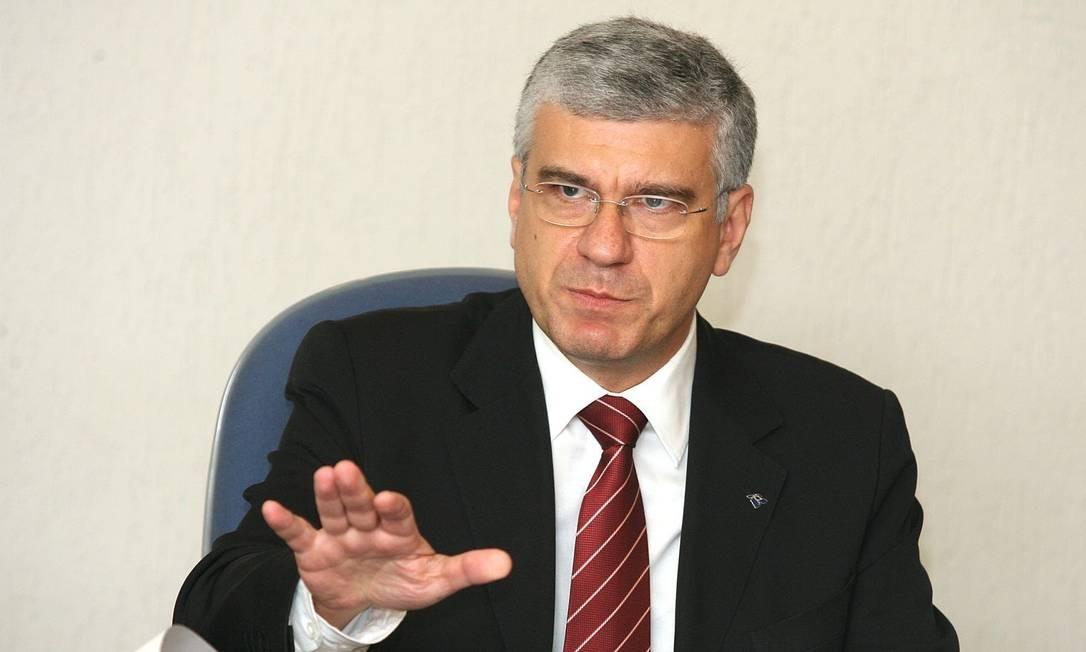 O secretário da Receita Federal do Brasil, Jorge Rachid Foto: Givaldo Barbosa / O Globo