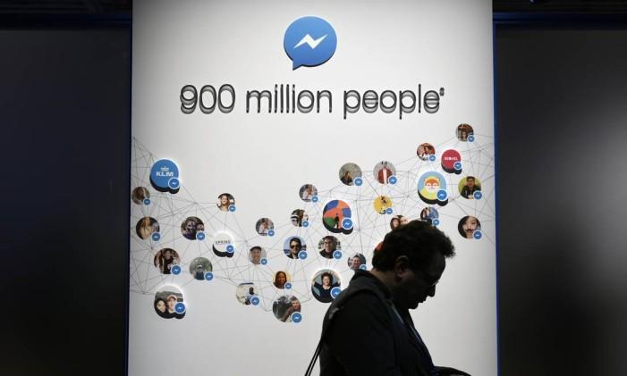 Facebook Messenger Foto: Michael Short / Bloomberg