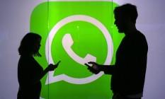 Segundo especialistas, suspensão do WhatsApp foi uma decisão extrema Foto: Chris Ratcliffe / Bloomberg