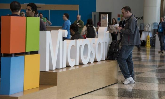 Microsoft Foto: David Paul Morris / Bloomberg