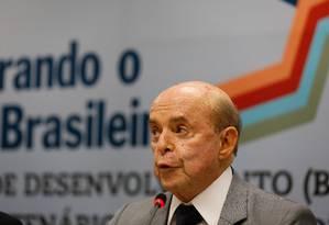 O governador em exercício do Rio de Janeiro, Francisco Dorneles Foto: Pablo Jacob / Agência O Globo