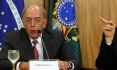 Pedro Parente Foto: Givaldo Barbosa / Agência O Globo