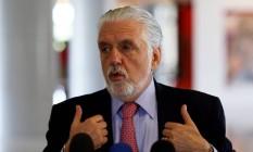 O ex-ministro Jaques Wagner Foto: Gustavo Miranda / Agência O Globo