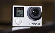 Câmera GoPro Hero 4 Foto: Daniel Acker / Bloomberg