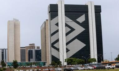 Sede do Banco do Brasil em Brasília Foto: Lula Marques / Bloomberg