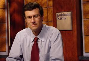 Alberto Ramos, do Goldman Sachs Foto: Divulgação